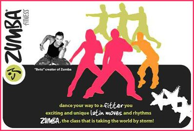 Zumba Clip Art http://zumbawithheather.blogspot.com/