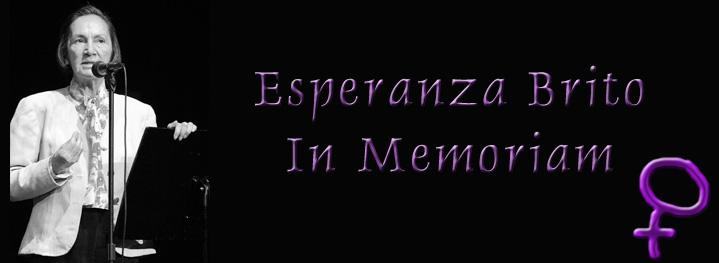 Esperanza Brito In Memoriam