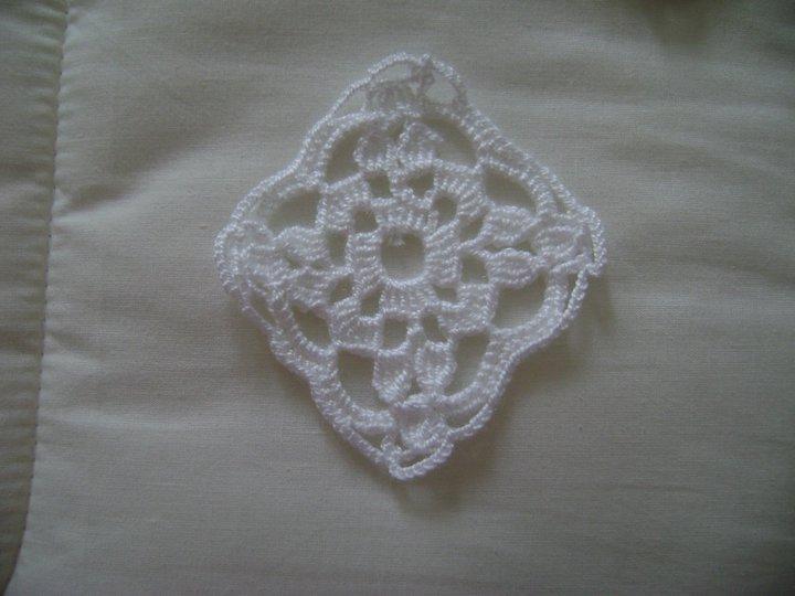 creaciones marilen tejidos a crochet adornos de navidad