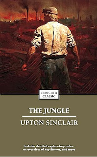 an analysis of immigrants in the jungle by upton sinclair In the book the jungle by upton sinclair this was first published by fine creative media inc in 1906 (edition i read was published in 2003) it discuses life as an immigrant and how immigrants foresa.