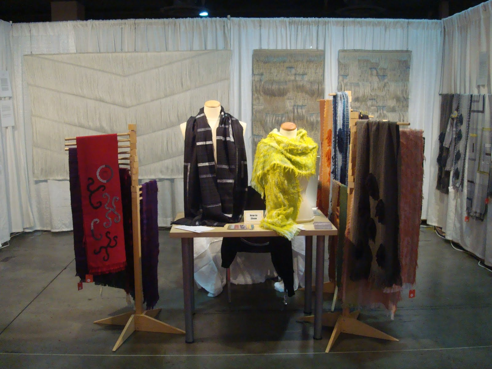 Michael radyk textiles philadelphia museum of art craft for Craft fair in philadelphia pa