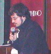Mat Elefzerakis leyendo por 3ra vez con Alejandría