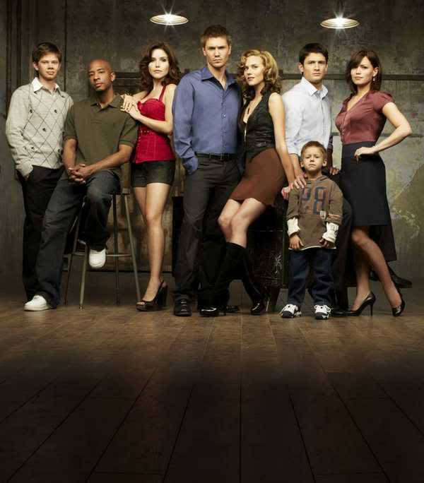 One Tree Hill Cast Members Hookup