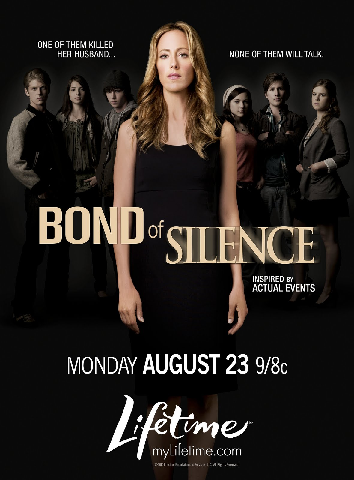 Bond Of Silence STV VOSTFR 2010 DVDRip [FS]