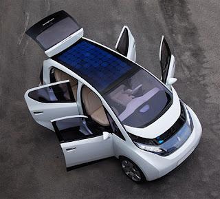 1000 solar ideen elektroauto mit solardach. Black Bedroom Furniture Sets. Home Design Ideas