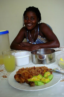 Eighth day dawning la cuisine haitienne for Cuisine haitienne