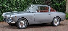 1963 FIAT 1600S OSCA Fissore Coupe