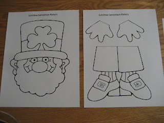 Toddler Approved!: Soft and Squishy Leprechaun Puppet