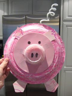 Since my little guy couldn\u0027t choose between the cow and the pig we decided to do projects with both today. Materials Needed paper plate ... & Toddler Approved!: Piggy Piggy