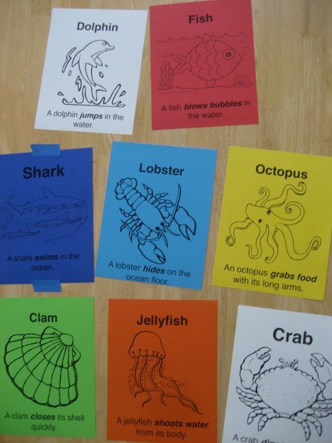 Toddler Approved!: Ocean Animal Movements