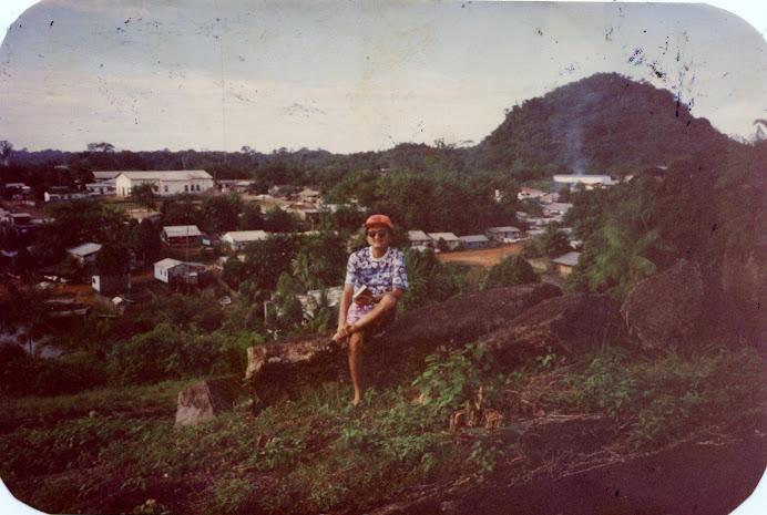 2.Foto do Luiz. São Gabriel da Cachoeira.