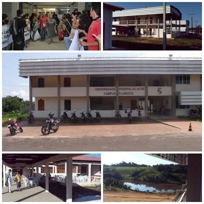 Universidade Federal do Acre - Campus Floresta