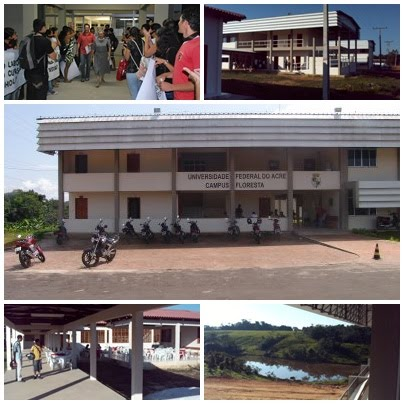 Universidade Federal do Acre - Campus Floresta