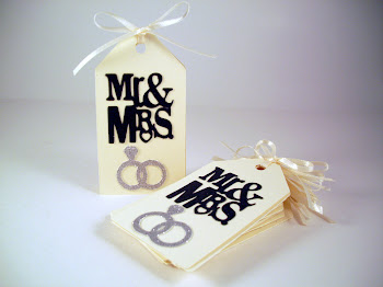 Tag Cards for the New Mr. and Mrs.