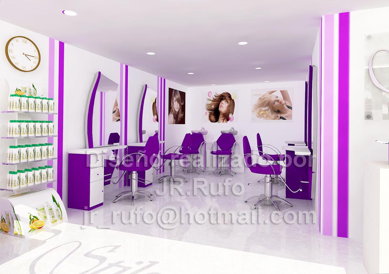 Imagenes De Decoracion De Centros De Estetica ~ para peluqueria de la firma stilo