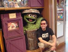 Me and Oscar........