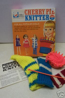 french knitting bee instructions