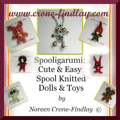 Spool Knitter Noreen Crone Findlay