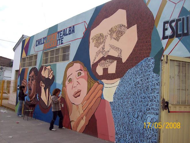 Homenaje a Carlos Fuentealba, Laferrere