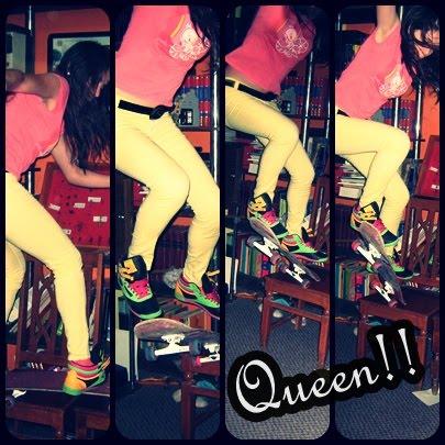 Queenita-Sk8: ..::Skate GiirlSz::..