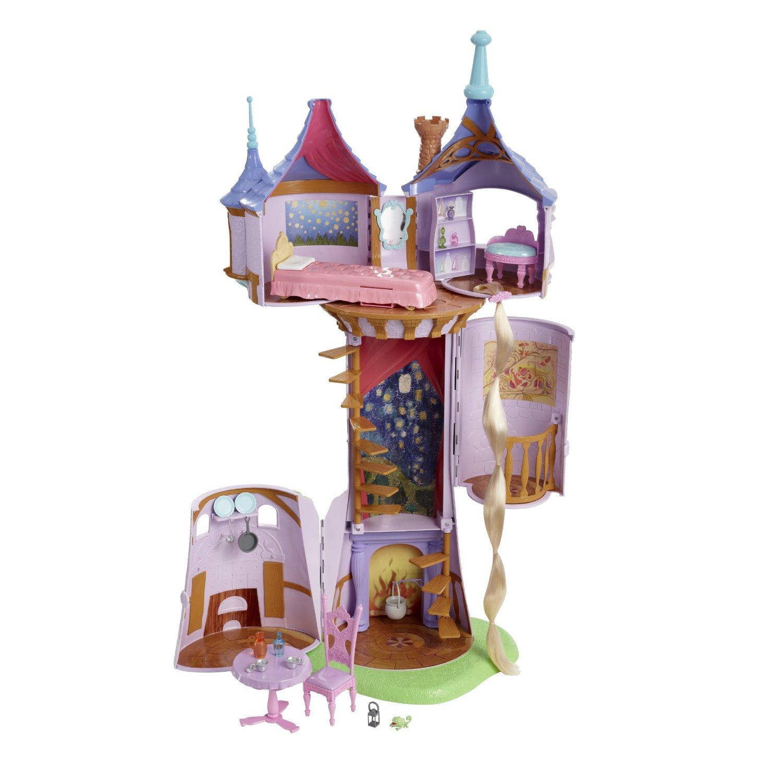 Disney Barbie House  Rooms
