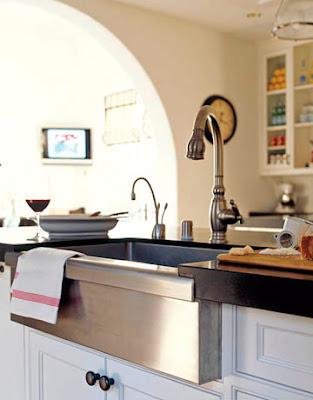 Franke Stainless Steel Farmhouse Sink : slightly north of worth?: Eye Candy For The Eclectic Soul
