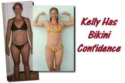 kelly+T+ba Busy Mom of 2 Shares Secrets To Six Pack Abs