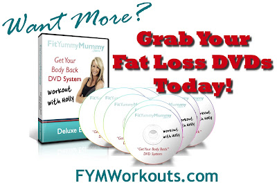 1+Fat+Loss+DVDs+Closer 4 Minute Busy Mom Workout
