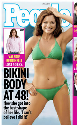 val Bertinellis Bikini Confidence: How to Get It