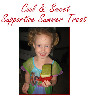 popsicle Healthy Summer Recipe   Popsicles
