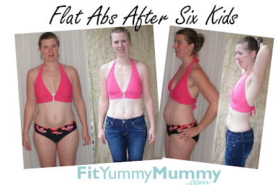 justina%2Bba%2B Flat Tummy Results For Mom Of Six