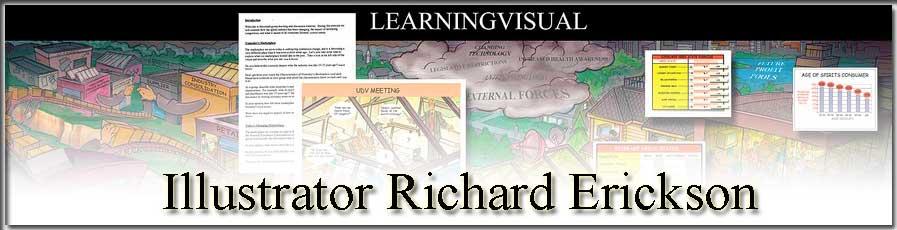 Illustrator Richard Erickson