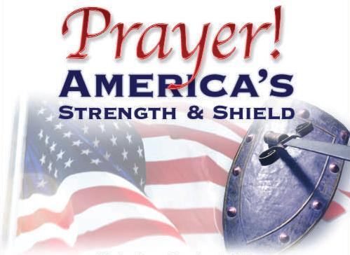 praying for OUR America