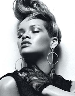 Febuary 2010; Rihanna In W Magazine