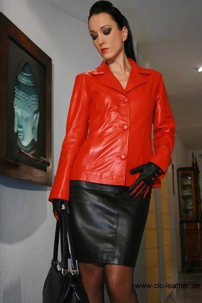 leather fasyen: Custom... Ashlee Simpson Clothing