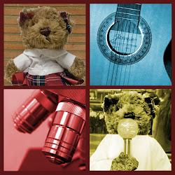 Reffie Bear's Blogsite