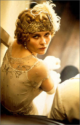 The Cat's Meow Starring Kirsten Dunst as Marion Davies