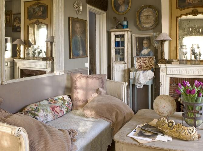 French sampler lovely lovely stuff for Miroir french to english