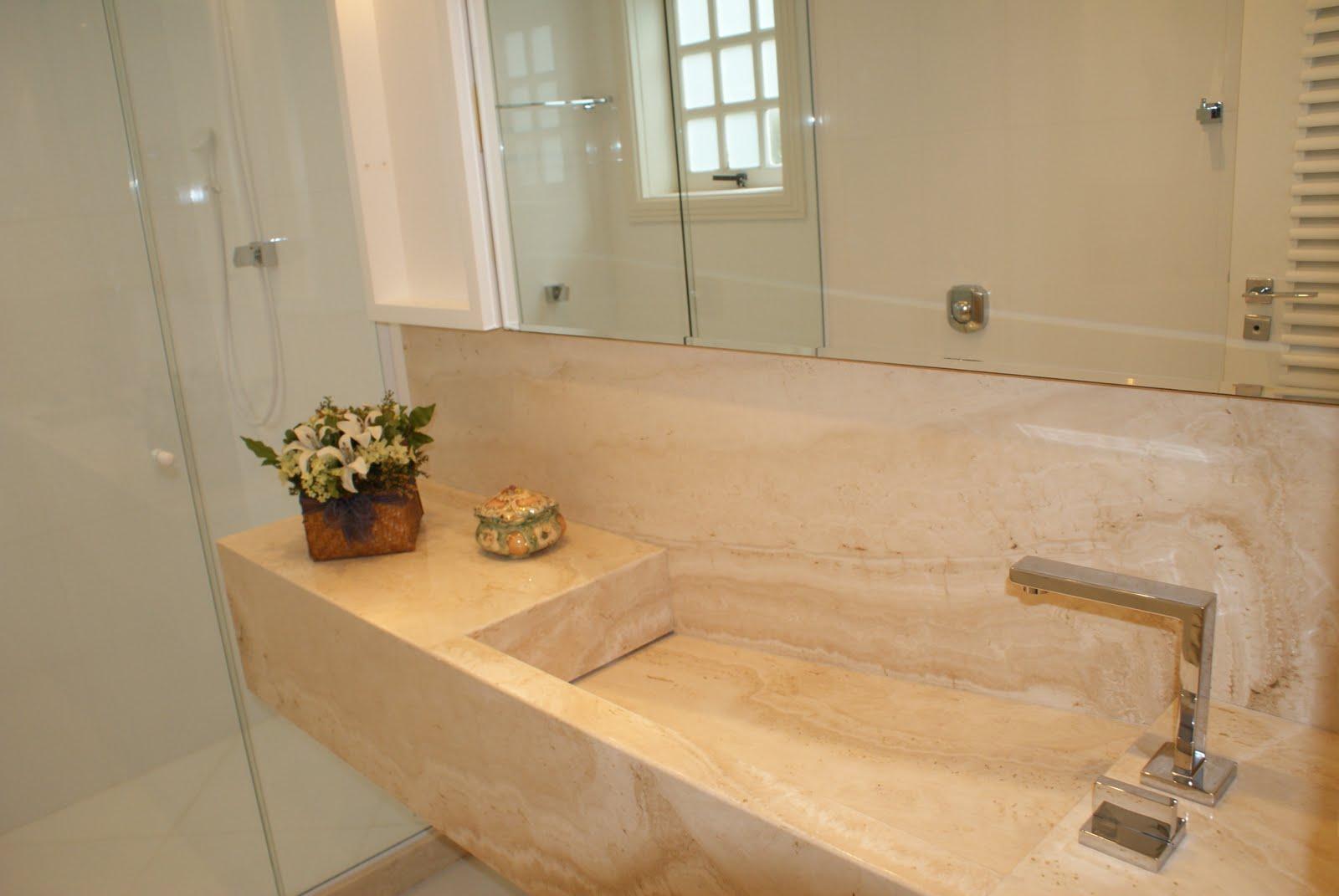 STANYS Arquitetura, Interiores e design Novembro 2010 -> Banheiro Decorado Bege