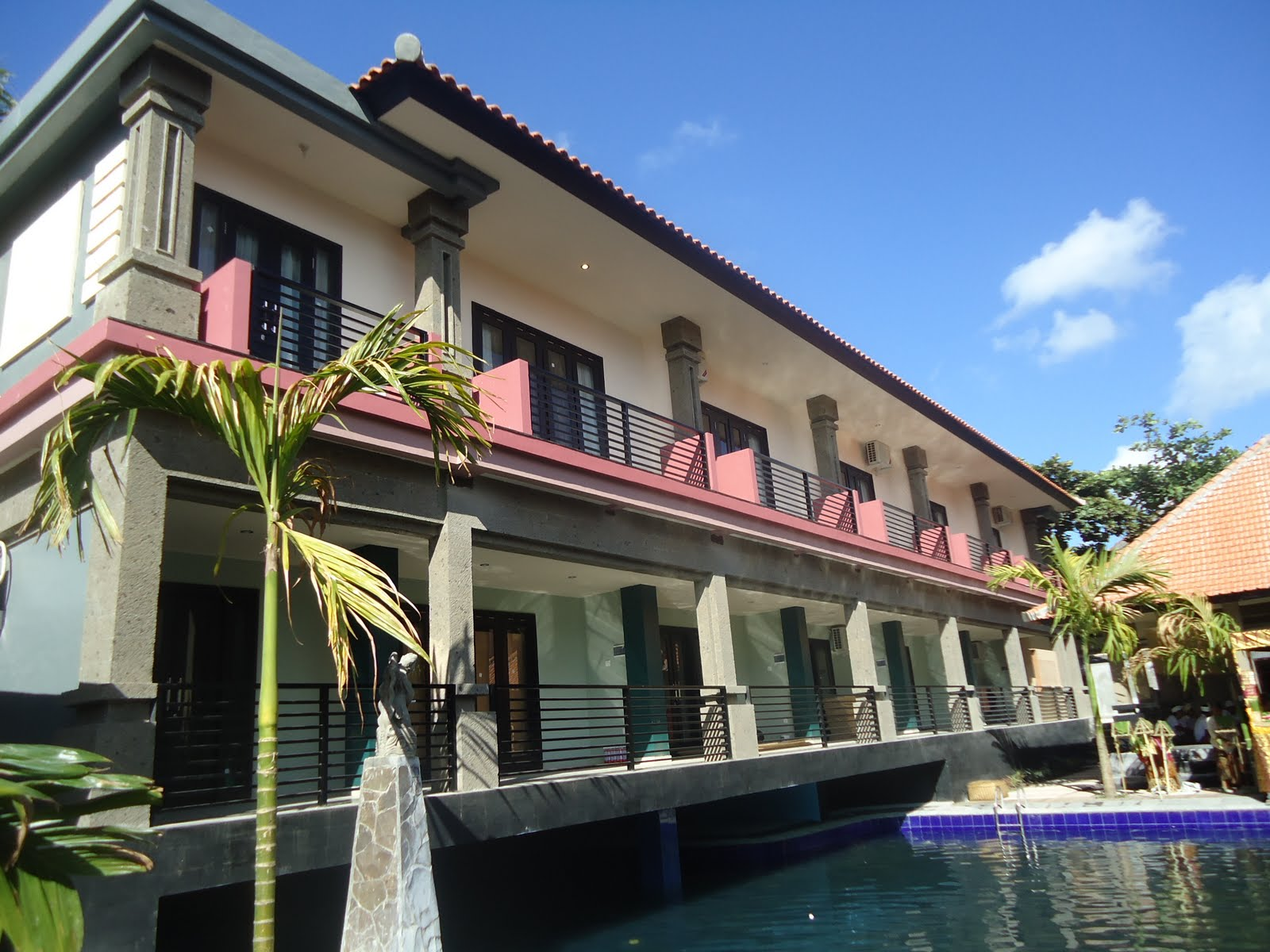 Hotel Puri Tanah Lot Hotel Puri Ayu Taman Tirta Ayu Pool Mansion
