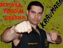 INSTRUCTOR ARGENTINO KRAVMAGA
