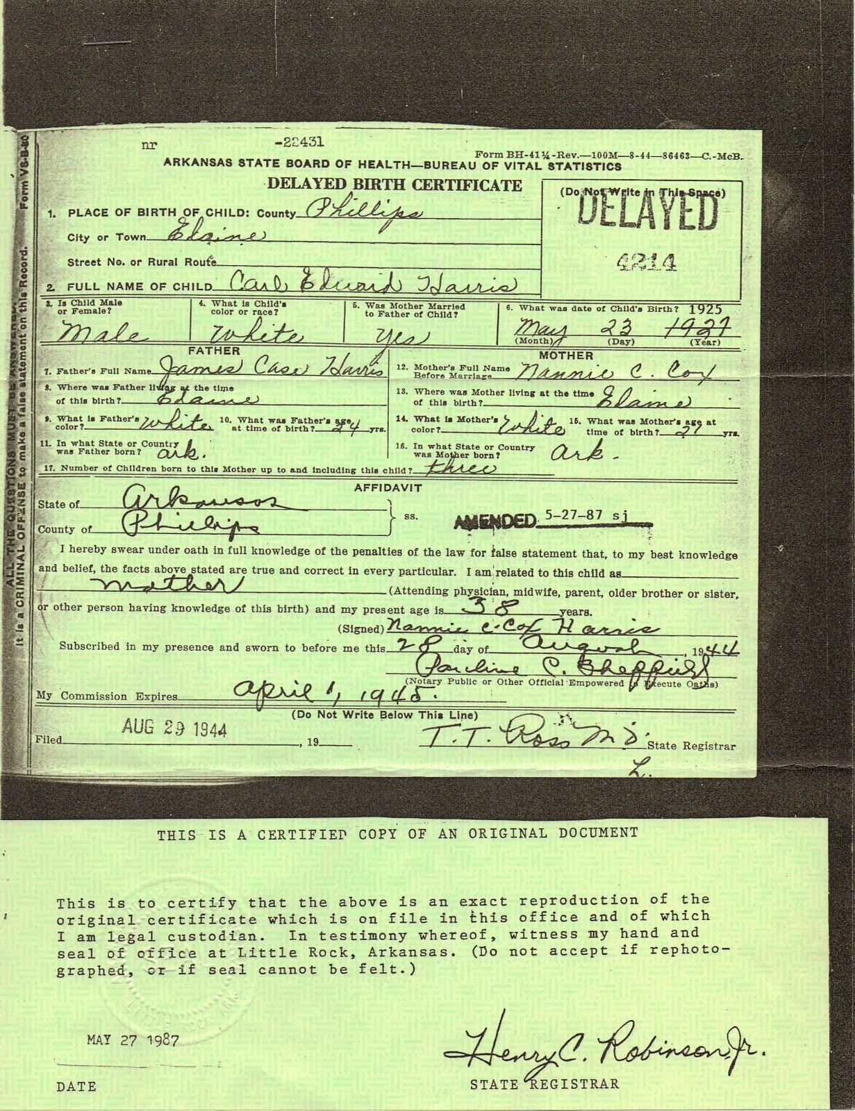 http://2.bp.blogspot.com/_3g0DGCf1j_c/S_BD49b0bTI/AAAAAAAAAxw/YvlkAIj0G4E/s1600/Carl+Harris+birth+certificate.jpg