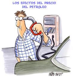 los efectos del precio del petroleo