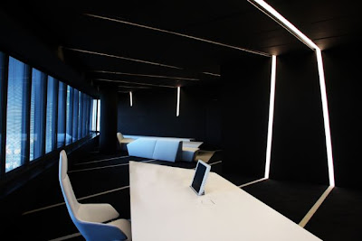 Discovery Design Channel Torre De Cristal Office Interior By A Cero - A-cero-architects-the-interior-of-an-office-in-madrid