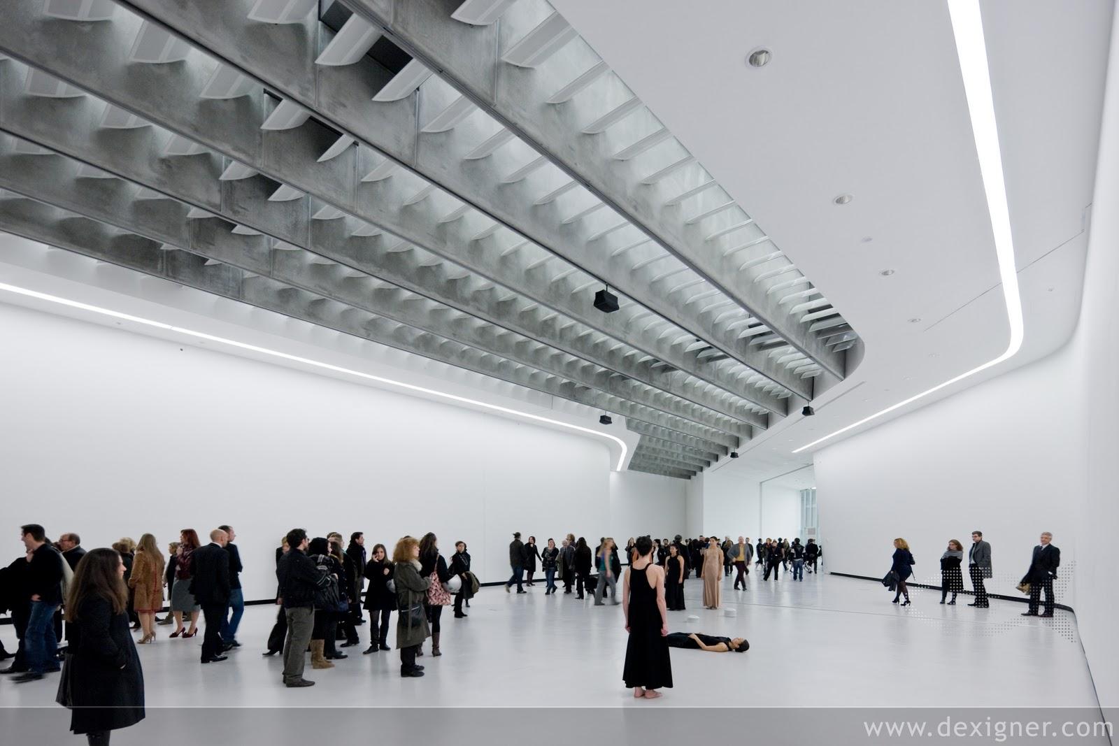 MAXXI Museum in Rome by Zaha Hadid Architects wins the RIBA Stirling    Zaha Hadid Museum Interior