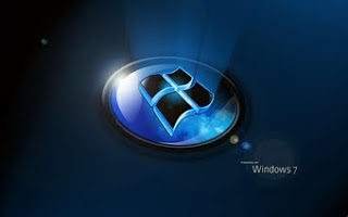 Windows 7 wallpaper 2011