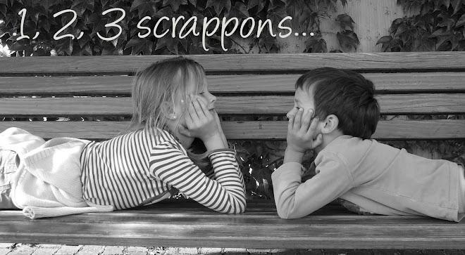 1,2,3...scrappons