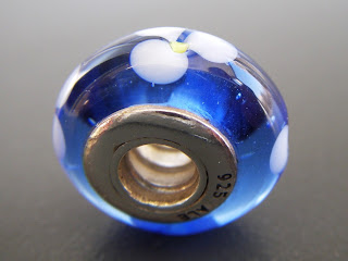 Pandora glass bead