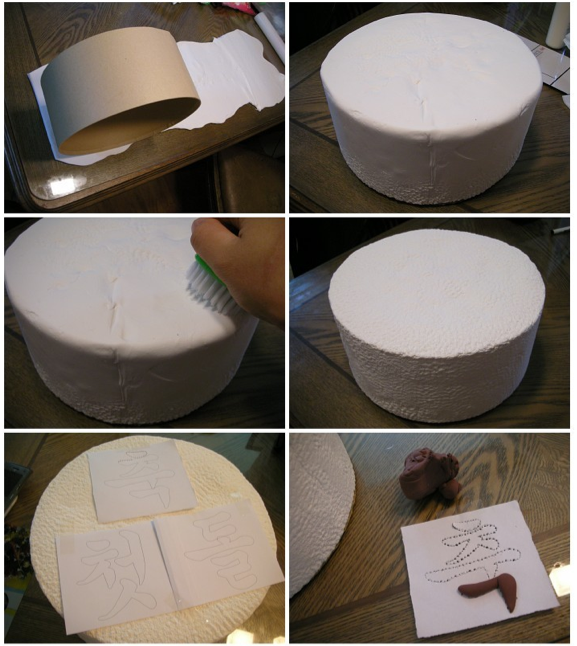 Little Seouls Blog Fake Korean Rice Cake DIY