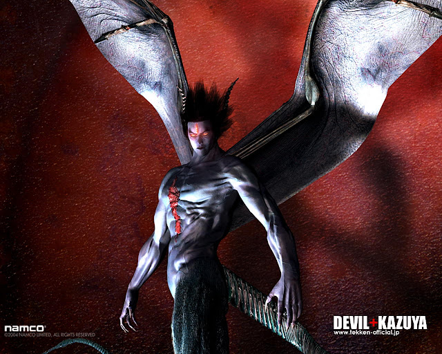 devil kazuya 50 Best Tekken Game HD Wallpapers
